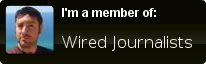 I'm a member of: Wired Journalists