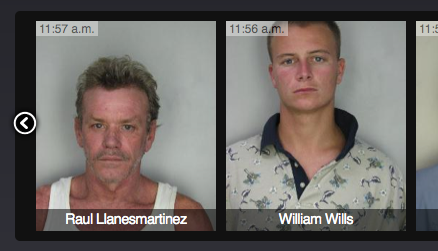 Tampa Bay Mug Shots